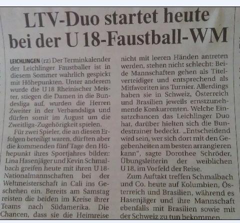 Rheinische Post - 25.07.2012